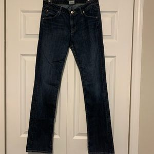 Hudson Jeans (Carly Straight - Size 30)